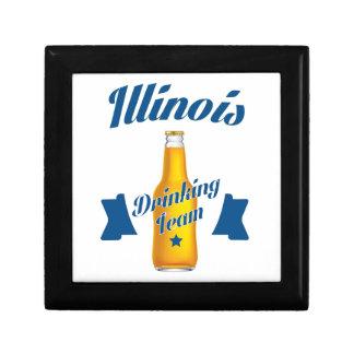 Illinois Drinking team Gift Box
