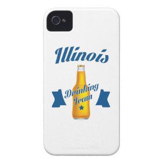 Illinois Drinking team iPhone 4 Cases