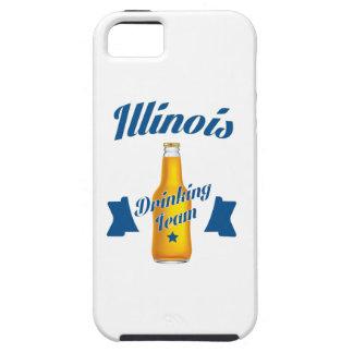 Illinois Drinking team iPhone 5 Case