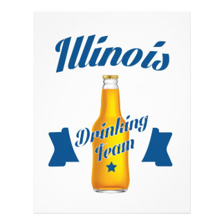Illinois Drinking team Letterhead