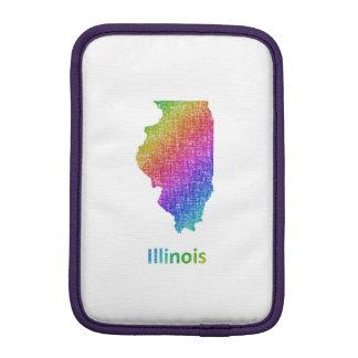 Illinois iPad Mini Sleeve