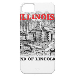 Illinois land of Lincoln Case For The iPhone 5