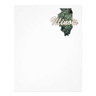 Illinois Letterhead