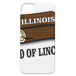 Illinois logs of Lincoln iPhone 5 Case