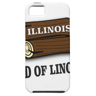 Illinois logs of Lincoln iPhone 5 Cases