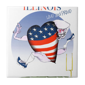 illinois loud and proud, tony fernandes tile