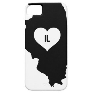 Illinois Love Case For The iPhone 5