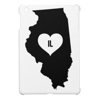 Illinois Love iPad Mini Case
