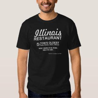 Illinois Restaurant, Alton, IL T Shirt