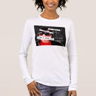 Illogical Fitted Longsleeve Long Sleeve T-Shirt