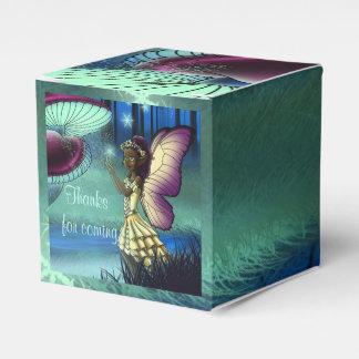 Illuminate Birthday Classic 2x2 Favor Boxes, Fairy Wedding Favor Box