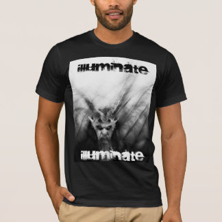 Illuminate Devil's Black Tshirt, Unisex T-Shirt