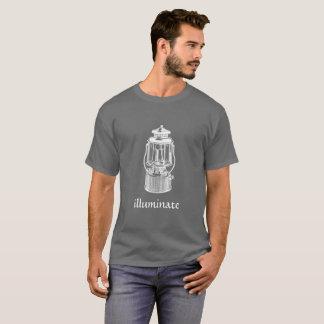 Illuminate Vintage Camping Lantern T-Shirt