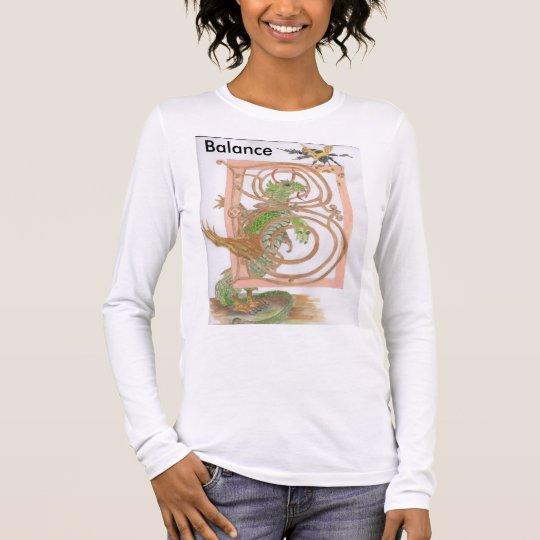 Illuminated B Shirt
