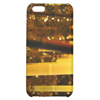 Illuminated Bamboo. Tokyo, Japan. Cover For iPhone 5C