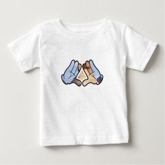 illuminated hands baby T-Shirt