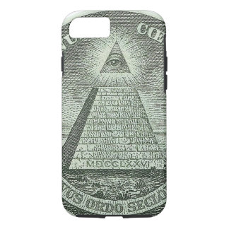 Illuminati - All seeing eye iPhone 7 Case