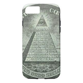 Illuminati - All seeing eye iPhone 7 Case