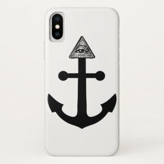 Illuminati Anchor Case-Mate iPhone Case