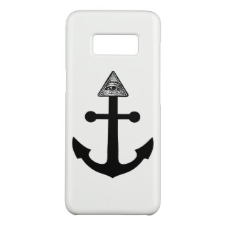 Illuminati Anchor Case-Mate Samsung Galaxy S8 Case