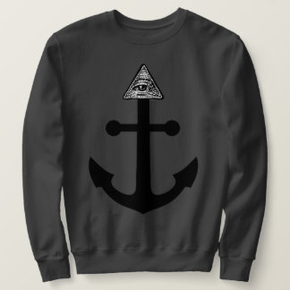 Illuminati Anchor Sweatshirt