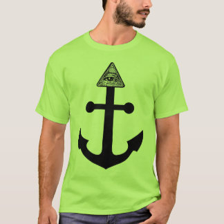 Illuminati Anchor T-Shirt