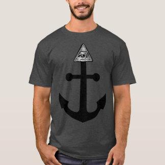 Illuminati Anchor T-Shirt