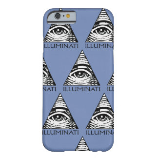 Illuminati Barely There iPhone 6 Case