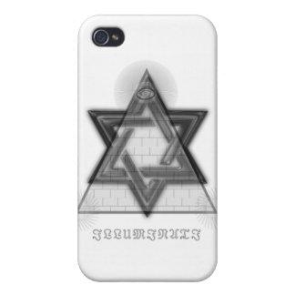 Illuminati basic iPhone 4/4S cases