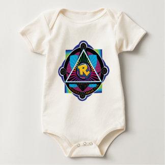 illuminati by Reduced Break Baby Bodysuit