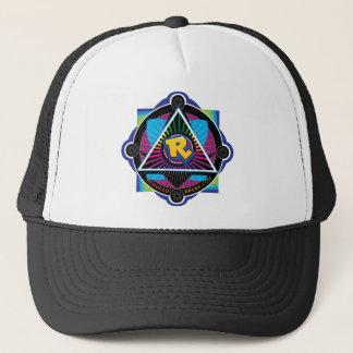 illuminati by Reduced Break Trucker Hat