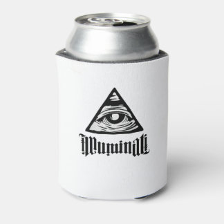 Illuminati Can Cooler