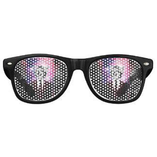 Illuminati cat retro sunglasses