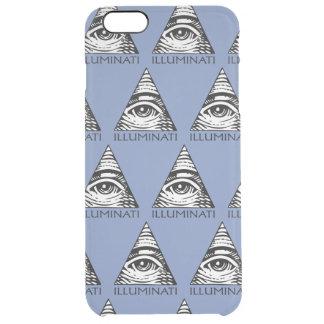 Illuminati Clear iPhone 6 Plus Case