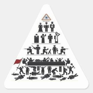 Illuminati Control Sticker