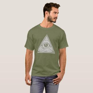 """Illuminati"" Eye of Providence T-Shirt"