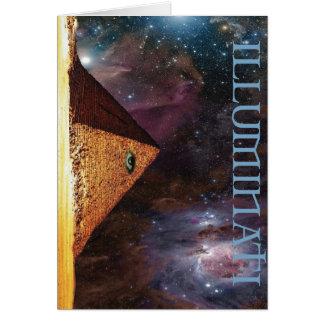 Illuminati Galactic Mystery Card