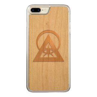 ILLUMINATI GEAR CARVED iPhone 8 PLUS/7 PLUS CASE