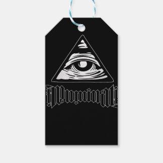 Illuminati Gift Tags