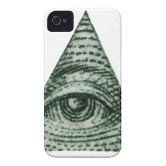 illuminati iPhone 4 case