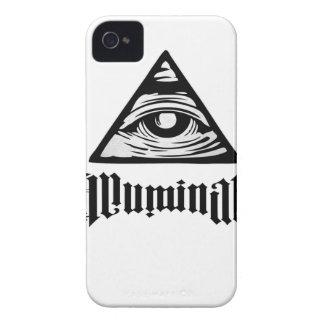 Illuminati iPhone 4 Covers
