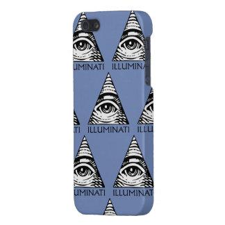 Illuminati iPhone 5/5S Cover
