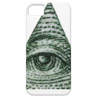 illuminati iPhone 5 cover