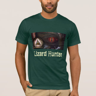 Illuminati Lizard Hunter T-Shirt