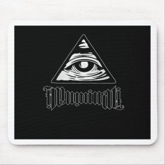 Illuminati Mouse Pad