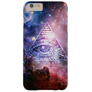 Illuminati nebula barely there iPhone 6 plus case