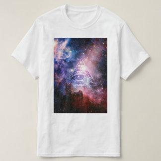 Illuminati nebula T-Shirt