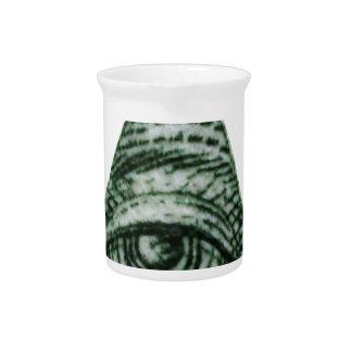 illuminati pitcher