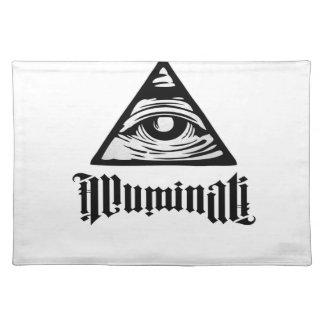 Illuminati Placemat