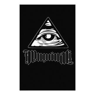 Illuminati Stationery
